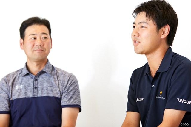 ことし4月に東大に入学し、同ゴルフ部に入部した長男・達希くん(19)