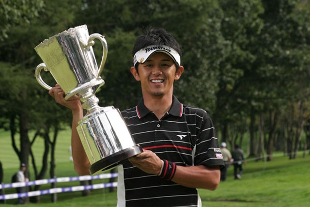 今季2勝目を達成した29歳の近藤智弘