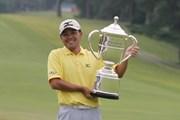 2006年 ブリヂストンオープンゴルフトーナメント 最終日 手嶋多一