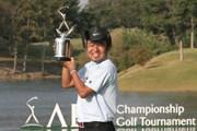 2006年 ABCチャンピオンシップゴルフトーナメント 事前 片山晋呉