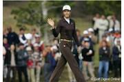 2006年 カシオワールドオープンゴルフトーナメント 事前 ミッシェル・ウィ