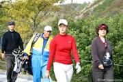 2006年 カシオワールドオープンゴルフトーナメント 3日目 ミッシェル・ウィ