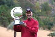 2006年 カシオワールドオープンゴルフトーナメント 最終日 ジーブ・ミルカ・シン