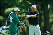 2006年 ゴルフ日本シリーズJTカップ 初日 中嶋常幸
