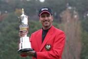 2006年 ゴルフ日本シリーズJTカップ 最終日 ジーブ・ミルカ・シン