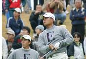 2006年 カシオワールドオープンゴルフトーナメント 初日 横尾要 宮里優作