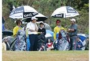 2006年 カシオワールドオープンゴルフトーナメント 初日