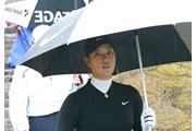 2006年 カシオワールドオープンゴルフトーナメント 初日 ミッシェル・ウィ