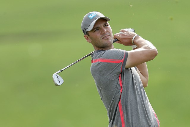 期待の大きいマルティン・カイマー(写真は2017年アブダビHSBCゴルフ選手権)