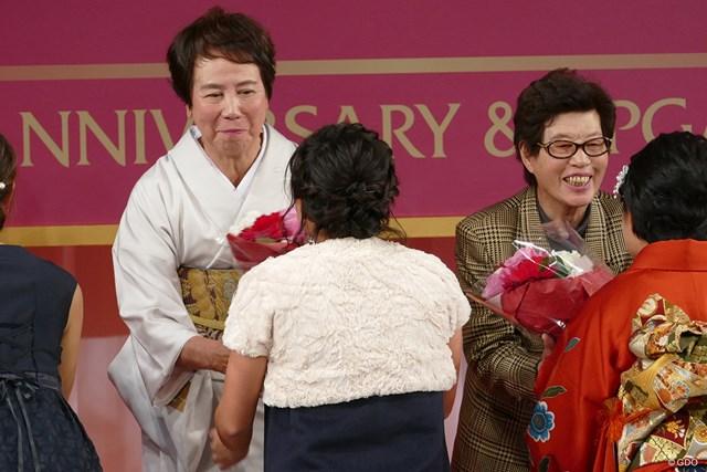 日本ゴルフ協会の顧問に就任した樋口久子氏