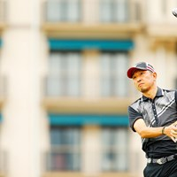 首位タイで発進した小林正則 2018年 ダンロップ・スリクソン福島オープン 初日 小林正則