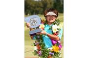 2006年 ダイキンオーキッドレディスゴルフトーナメント 最終日 西塚美希世