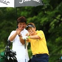 記念撮影バッチリ 2018年 アース・モンダミンカップ 初日 天沼知恵子