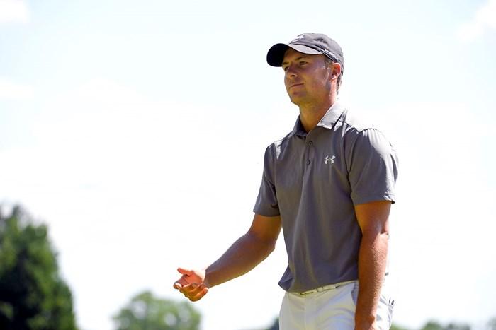 スピースが連覇へ首位発進(Stan Badz/PGA TOUR) 2018年 トラベラーズ選手権 初日 ジョーダン・スピース