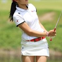 昨年の日本女子オープンで3位に入った小倉彩愛は9位タイ 2018年 日本女子アマチュア選手権 小倉彩愛
