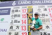2018年 LANDIC CHALLENGE 6 最終日 佐藤大平