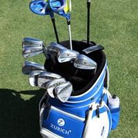 いまもナイキゴルフのクラブが多くを占めるフリートウッドのセッティング トミー・フリートウッドのクラブセッティング
