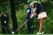 2006年 サロンパスワールドレディスゴルフトーナメント 最終日 ポーラ・クリーマー