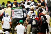 2018年 ダンロップ・スリクソン福島オープン 3日目 スコアリングボード