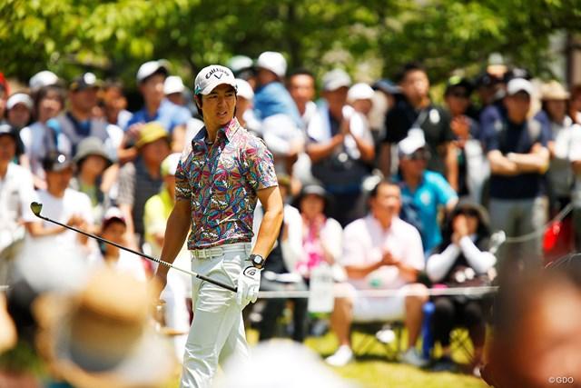 首位から出た石川遼は3打差で今季初優勝を逃した