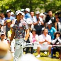 首位から出た石川遼は3打差で今季初優勝を逃した 2018年 ダンロップ・スリクソン福島オープン 最終日 石川遼