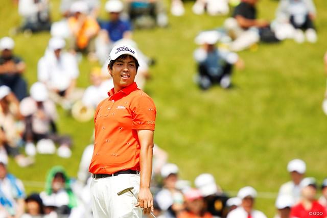 山岡成稔は1打差でツアー初勝利を逃した