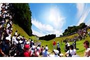 2018年 ダンロップ・スリクソン福島オープン 最終日 石川遼 香妻陣一朗 山岡成稔