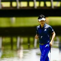 近藤智弘は2試合続けてトップ5入り 2018年 ダンロップ・スリクソン福島オープン 最終日 近藤智弘