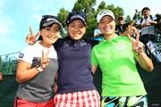 2018年 アース・モンダミンカップ 最終日 成田美寿々