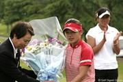 2006年 We Love KOBEサントリーレディスオープンゴルフトーナメント 最終日 有村智恵