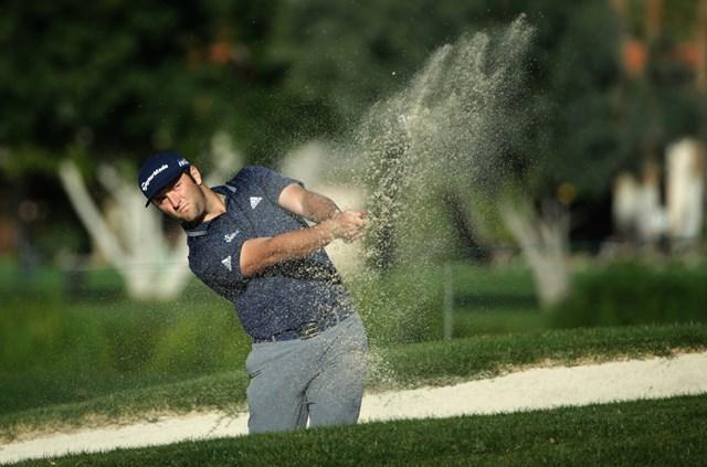 ジョン・ラームはフランスのナショナルオープンに出場する(Jeff Gross/Getty Images)