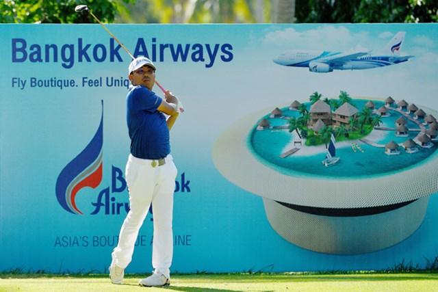 ニコラス・ファン 昨年はマレーシアのファンが制した※アジアンツアー提供