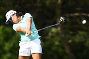 2018年 KPMG女子PGA選手権 初日 畑岡奈紗