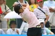 2006年 ベルーナレディースカップゴルフトーナメント 初日 茂木宏美