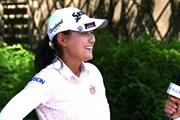 2018年 KPMG女子PGA選手権 3日目 横峯さくら