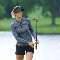 メジャー戦に新パターを投入したミッシェル・ウィ 2018年 KPMG女子PGA選手権 ミッシェル・ウィ