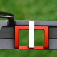 白いラインもウィのリクエストから採用 2018年 KPMG女子PGA選手権 オデッセイ EXO パター プロトタイプ