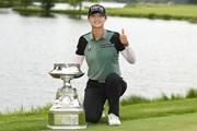 2018年 KPMG女子PGA選手権 最終日 パク・ソンヒョン