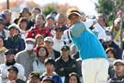 2009年 ゴルフ日本シリーズJTカップ 2日目 丸山茂樹