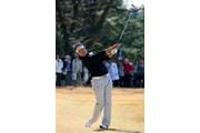 2009年 ゴルフ日本シリーズJTカップ 2日目 武藤俊憲