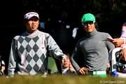 2009年 ゴルフ日本シリーズJTカップ 2日目 石川遼&池田勇太