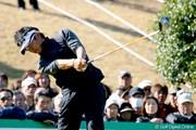 2009年 ゴルフ日本シリーズJTカップ 2日目 矢野東