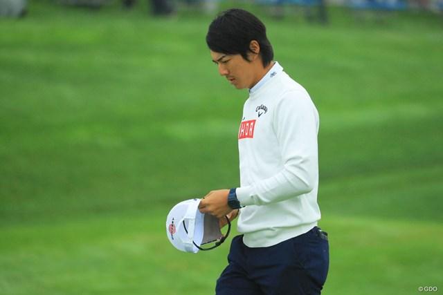 2018年 長嶋茂雄招待セガサミーカップ 3日目 石川遼 ショットに苦しんだ石川遼。首位と8打差で最終日を迎える