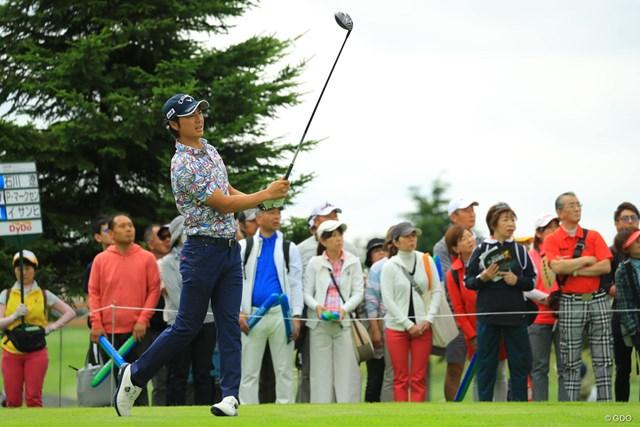 石川遼は48位でフィニッシュ。見せ場を作れないまま最終日を終えた