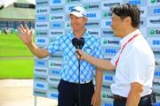 2018年 長嶋茂雄招待セガサミーカップ 最終日 ブラッド・ケネディ