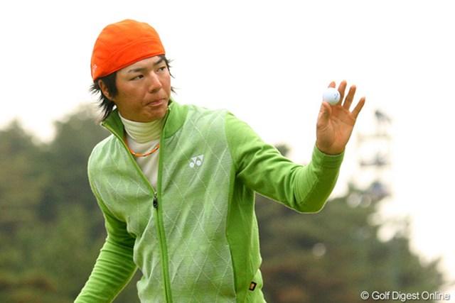 2009年 ゴルフ日本シリーズJTカップ 3日目 石川遼 池田勇太の優勝は極めて難しい状況となり、賞金王が決定的となった石川遼。ショットも復調、バーディを量産した