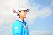 2009年 京楽日韓女子ゴルフ 最終日 チェ・ナヨン