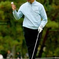 大会3度目の制覇を狙うジーブ・ミルカ・シンが2位タイに浮上! 2009年 日本ゴルフシリーズJTカップ3日目 ジーブ・ミルカ・シン