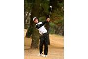 2009年 日本ゴルフシリーズJTカップ3日目 ブレンダン・ジョーンズ