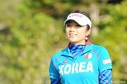 2009年 京楽日韓女子ゴルフ 最終日 イ・ボミ